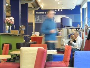 英語学習を続ける為のモチベーション管理と勉強カフェについて