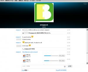 オンライン英会話スクール BIG・EASY ビック・イージーのレッスン画面