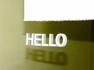 ネイティブが使う英語の挨拶