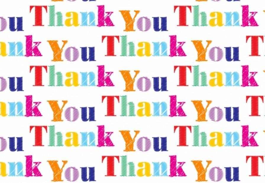 英会話レッスン中に使える感謝・感想を伝えるフレーズ