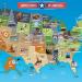 「県」、「区」、「市」、「町」は英語で何と言う? 自分の住んでいる場所を英語で説明出来る?